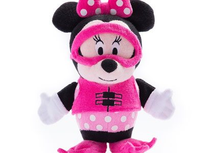 SoapSox Minnie Mouse Baby Bath Toy
