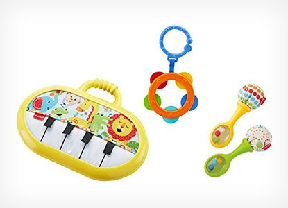 Fisher-Price Makin' Music Gift Set