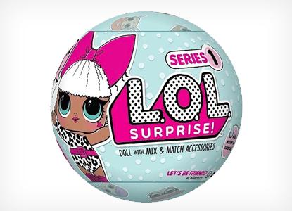 L.O.L Surprise Series 1 Re-Release