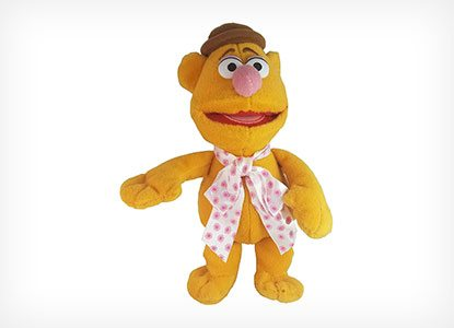 Disney The Muppets Fozzie Plush Bear