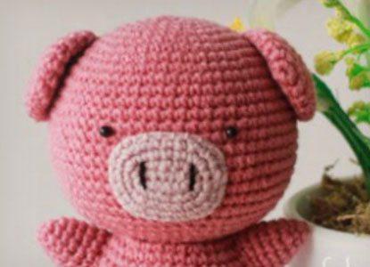 Crochet Peppa Pig Amigurumi Free Patterns | Crochet pig, Crochet ... | 300x415