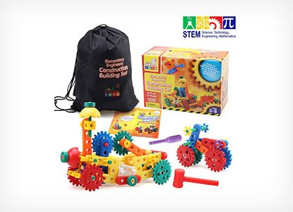 Engineering Construction Toy Set