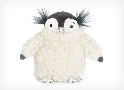 Jellycat Tinsel Penguin Stuffed Animal