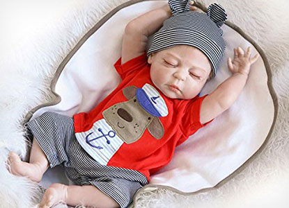 37 Adorable Reborn Dolls That Look As Realistic As A Real