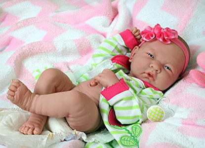 Preemie Berenguer My Pretty Cute Girl Newborn Reborn Doll