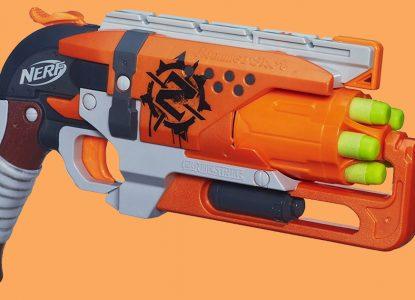 Diy Nerf Spinning Target