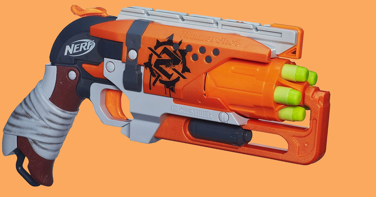 39 most popular nerf guns of all time start with these toy notes