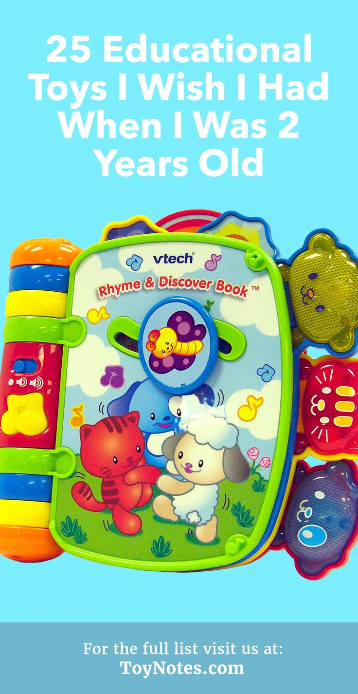 Learn all about must-have educational toys for 2 year old toddlers in one single 25 Educational Toys I Wish Had When Was Years Old - Toy Notes