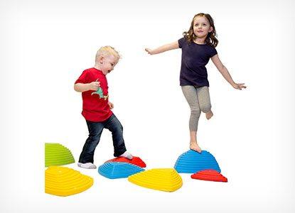 JumpOff Jo RockSteady Balance Stepping Stones
