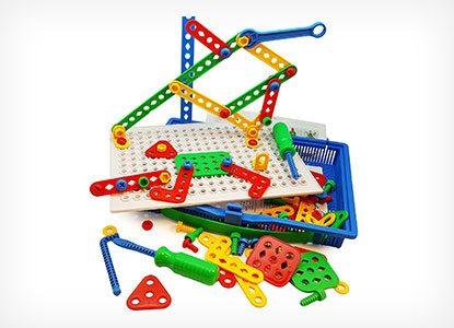 Skoolzy Educational Preschool Building Toys