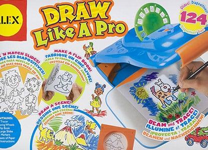 Target Alex Toys Art Studio Draw Like A Pro