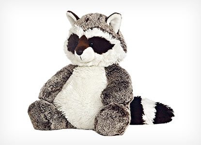 Aurora World Sweet and Softer Rocky Raccoon
