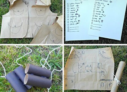 Diy Backyard Explorer Kit