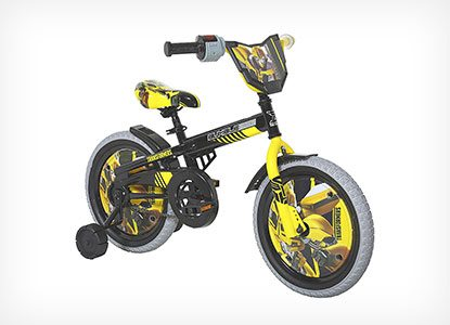 Dynacraft Transformers Bumble Bee Boys Bike