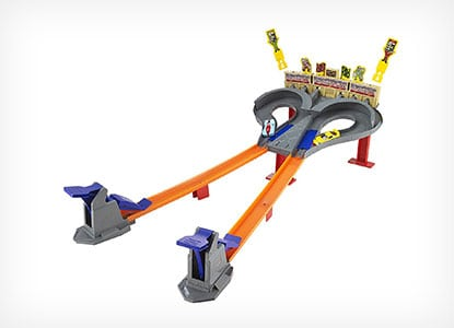 Hot Wheels Super Speed Race