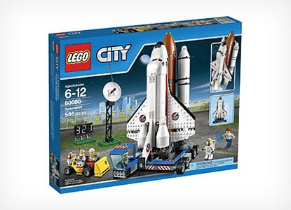LEGO City Space Port Spaceport Building Kit