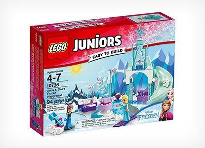 LEGO Disney Frozen Anna Elsas Playground