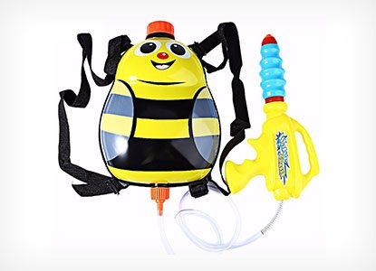 Ladybird Outdoor Super Soaker Blaster Backpack
