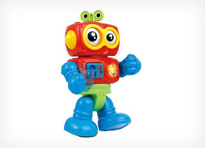 30 Out-of-This-World Robot Toys for 4 Year Olds (Interactive