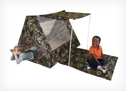 Play Tent Fort by Kids Adventure