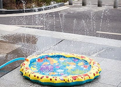 Splash and Spray Mat