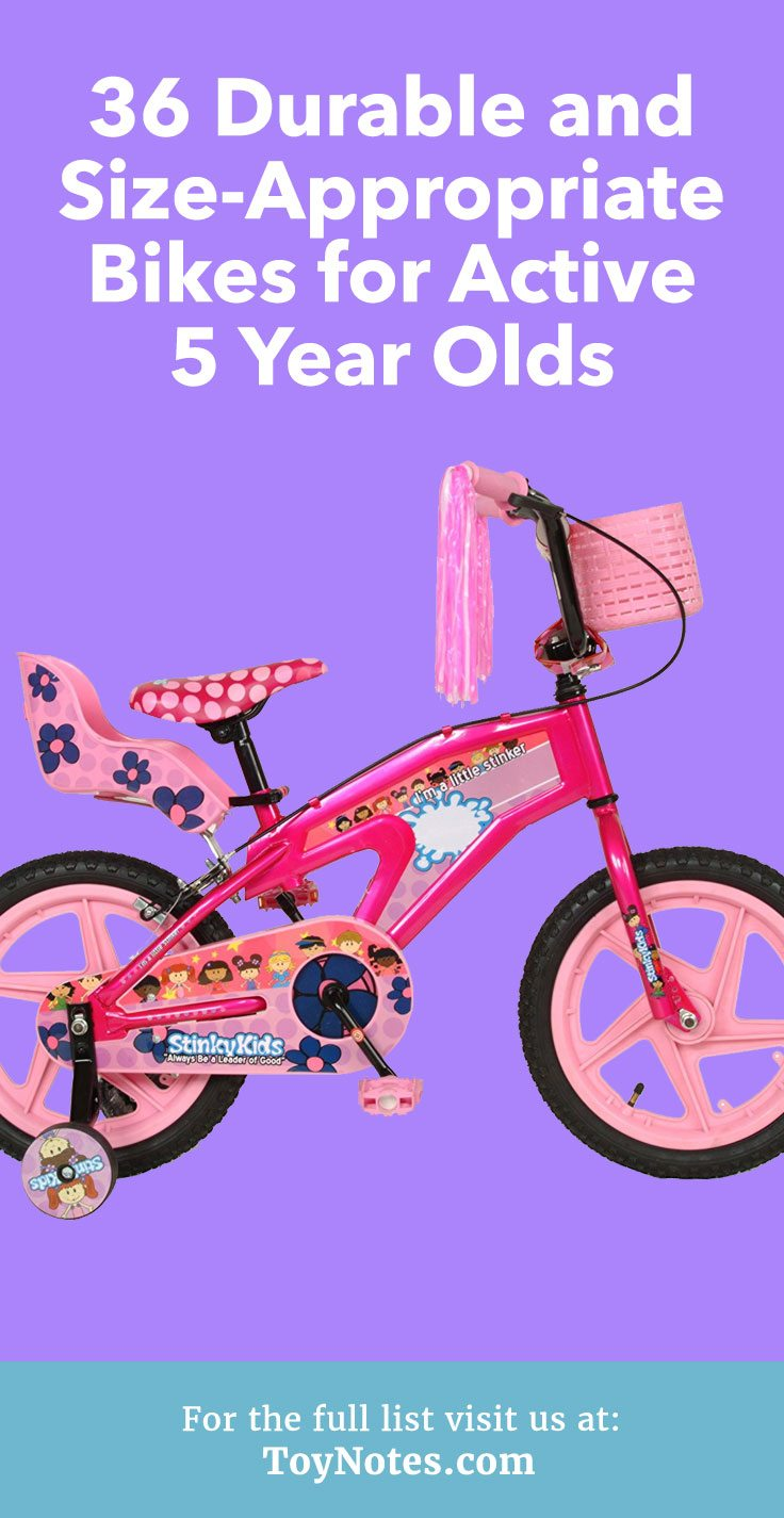 61e2d7c9dfd 36 Durable and Size-Appropriate Bikes for Active 5 Year Olds - Toy Notes