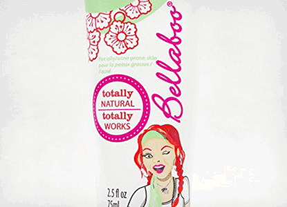 Bellaboo Clear Skin Smoothie Face Mask