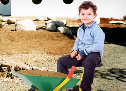 Costzon Kids Ride-on Sand Digger