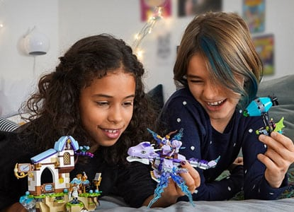 LEGO Elves Aira & the Song of the Wind Dragon Kit