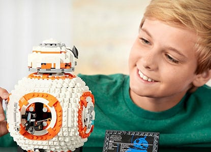 LEGO Star Wars VIII BB-8 Building Kit