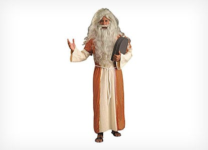 Forum Novelties Biblical Times Moses Costume