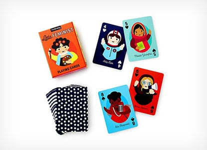 Little Feminist Card Deck