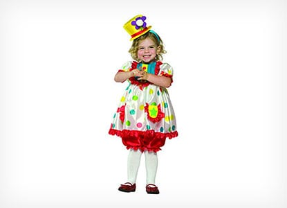 Rasta Imposta Clown Costume