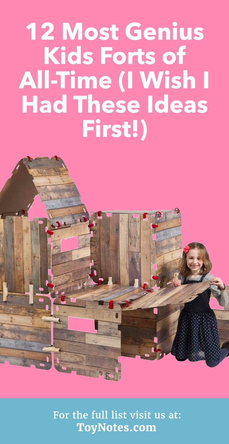 12 Most Genius Kids Forts Of All Time I Wish I Had These Ideas First Toy Notes