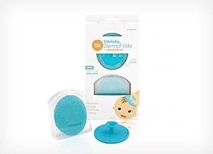 Baby Bath Silicone Brush by Fridababy