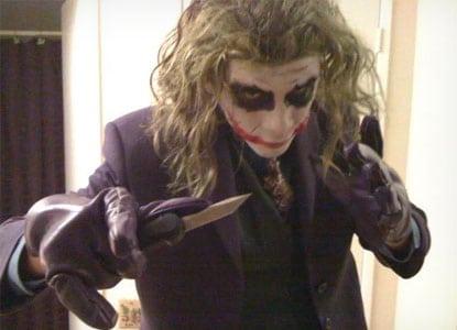 Diy Joker Makeup