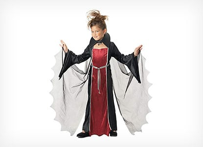 California Costumes Vampire Girl