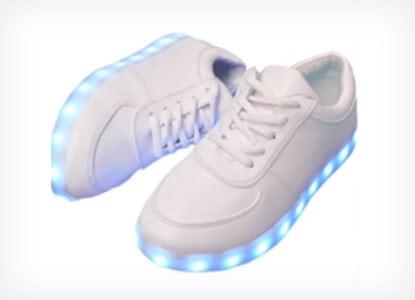 Diy Light Up Shoes