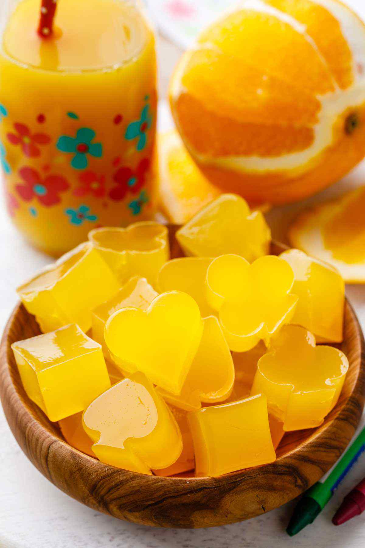 citrus fruit snack recipe