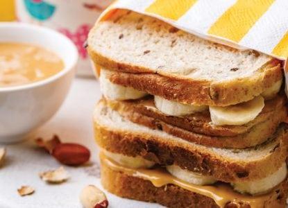 pb sandwiches
