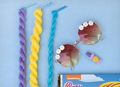 Diy Yarn Hair Extensions