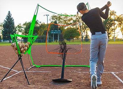 Flair Sports Baseball & Softball Net