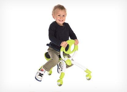Pewi Elite Bike Walking Ride On Toy