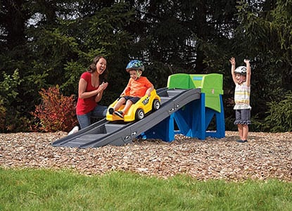 Step2 Extreme Roller Coaster Ride-On Playset