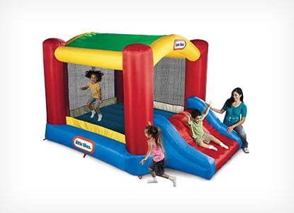 Little Tikes Shady Jump n Slide Bouncer