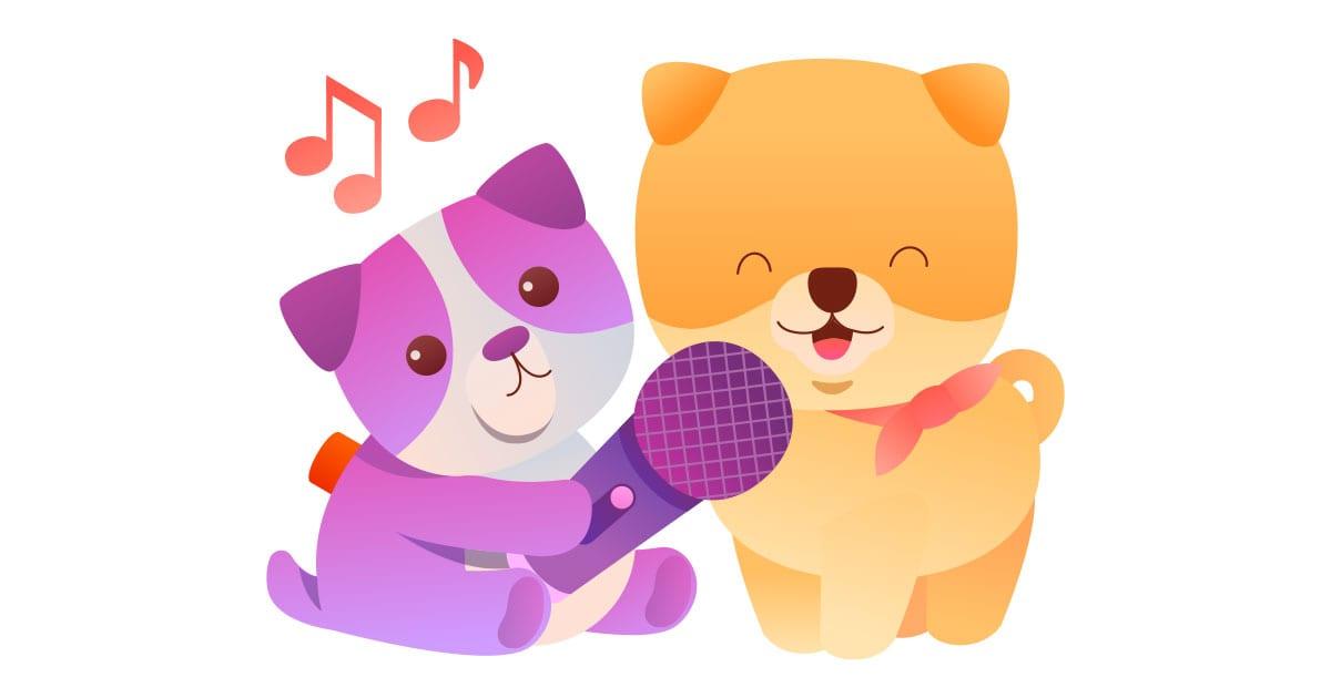 singing toys