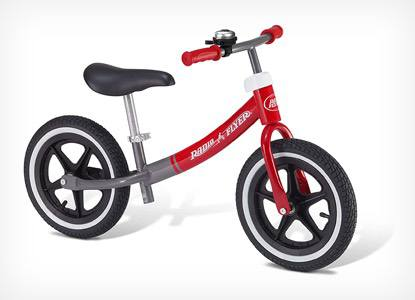 Radio Flyer Air Ride Balance Bike