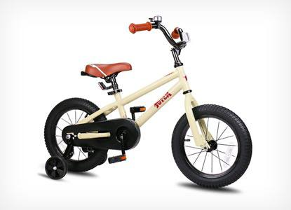Toddler Bike with Training Wheels